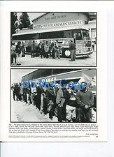 Harry Lennix Bernie Mac Ossie Davis Hill Harper Get On The Bus Movie Press Photo