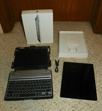 Apple iPad 2 - MC769LL/A - iOS 7,16GB, WiFi - Black 2nd Generation - FREE SHIP