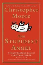 The Stupidest Angel: A Heartwarming Tale of Christmas Terror - Good - Moore, Chr