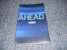 2005 FORD MUSTANG 2006 HARLEY F-150 F150 SALES BROCHURE