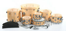 Pdp Concept Maple Shell Pack 7-Piece Drum Set Shell Pack Natural Lacquer