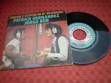PATRICK HERNANDEZ JORGE BEN - SOMEONE'S STEPPING ON MY MUSHROOMS 1980 AAV 505