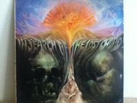 THE  MOODY   BLUES              LP      IN  SEARCH  OF  THE  LOST  CHORD