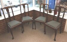 A fine set of 4 Antique Dining Chairs