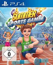 Sony PS4 Playstation 4 Spiel Summer Sports Games NEU NEW