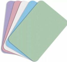 """Defend Disposable Dental Tray Covers 8.5"""" x 12.25"""". 1,000 per box - Pink"""