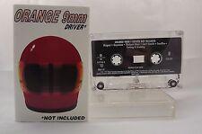 Orange 9mm Driver Not Included Cassette Nu Metal Rap Korn Deftones Revelation