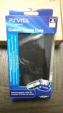 Psvita Custom Crystal Case For Ps Vita Black M5SY027 2E