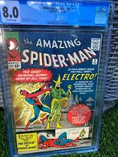 Amazing Spider-Man #9 CGC 8.0 Off-White Pages