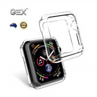 For Apple iWatch Series 4 Case 40- 44mm Soft Ultra Thin Protective Rugged Bumper