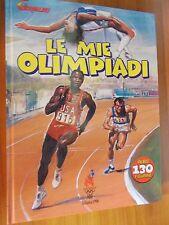 """ALBUM""""LE MIE OLIMPIADI""""IL GIORNALINO,ATLANTA 1996,75 FIGURINE ATTACCATE SU 130"""