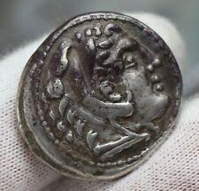 Macedonian Kingdom Alexander 3 the Great 336-323 BC AR Tetradrachm Silver Coin