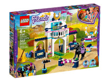 LEGO FRIENDS 41367 Stephanie's Horse Jumping ~NEW~