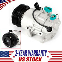 A/C COMPRESSOR W/CLUTCH FOR 10-15 TUCSON 11-16 SPORTAGE 2.0L 2.4L 97701-2S500 US