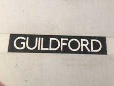 "London Bus Destination Blind 269 31""- Guildford"