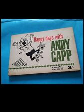 SMITHE: HAPPY DAYS WITH ANDY CAPP del 1963 (A DAILY  MIRROR BOOK)
