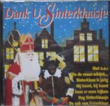 DANK U SINTERKLAASJE - CD