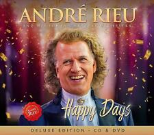 Andre Rieu - Happy Days: Deluxe Edition CD/DVD 2019