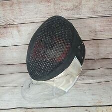 ALLSTAR metal mesh FENCING MASK with NECK COVER guard Medium