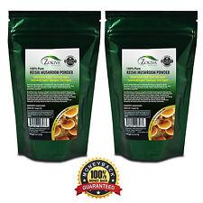 Reishi Mushroom Powder 1lb  - 100% Pure Premium Quality