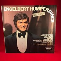 ENGELBERT HUMPERDINCK Engelbert Humperdinck 1969 UK  vinyl LP EXCELLENT MONO