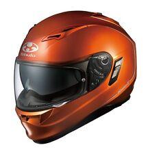 OGK KABUTO KAMUI 2 Shiny ORANGE M Medium  Helmet Japanese Model