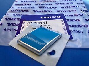 LOGO VOLVO POLESTAR SPORT BADGE ORIGINAL 31664113 V40 V60 V70 S40 S60 S70 XC C30