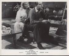 The Fuzzy Pink Nightgown 1957 8x10 black & white movie still photo #1