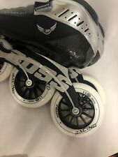 New - Mota Inline Skates - Rollerblades - Carbon Size 12 Euro 44