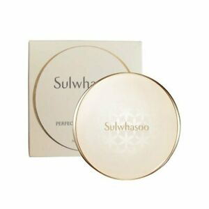 Sulwhasoo Perfecting Cushion Ex SPF50 - # 17 Ivory Beige 2x15g Foundation