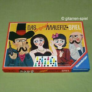 Unbespielt wie Neu: Das Original Malefiz Spiel von Ravensburger ©1993 ab 6 Jahre