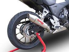 SILENCIEUX GPR POWER CROSS HONDA CB 500 F 2013/16