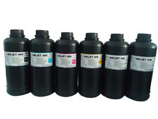 6x500ml Premium Led UV Curable ink for Mimaki JFX200-2513 UV printer