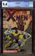 X-Men # 26 CGC 9.4 White (Marvel, 1966) Dick Ayers cover and art