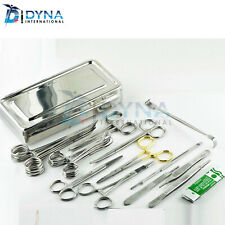 Spay Kit Veterinary Surgical Instruments Ovaries Removal veterinary Kit