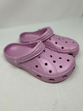 Crocs Ralen Clogs Pink Men's Sz 5 Wmns 7 15907-6GD