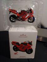 Hallmark 2019 Honda Motorcycles '1992 NR750' Keepsake Ornament  New In Box