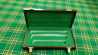 H.W Traditional Irish D Flute Case Rsewood/Hard Case D Irish Flute/Flute Box
