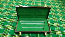 H.W Traditional Irish D Flute Case Rsewood/Hard Case D Irish Flute/Flute Box