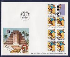 grande enveloppe 1er jour  journée du timbre  bande carnet   ; 2000