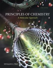 Principles of Chemistry : A Molecular Approach by Nivaldo J. Tro (2014, Hardcove