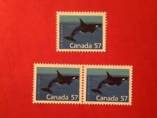 "Jps_Stamps! #1173. ""Mammal Definitive, Killer Whale"" (mint condition)"