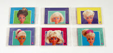 1993 The River Group Barbie Fashion Play Sealed Cello Pack Set (6 Packs) Nm/Mt