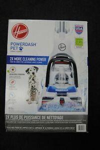 HOOVER FH50710 POWERDASH PET COMPACT CARPET CLEANER -(FLOOR)