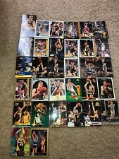 Rik Smits Lot of 93 Pacers 32 Different Cards Base
