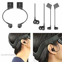 VR Headset In-Ear Earbud Headphones Replacement for Oculus Rift CV1 Earphones