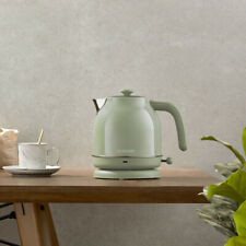 Xiaomi OCOOKER1.7L Retro Electric Kettle Stainless Steel Water Kettle with Watch