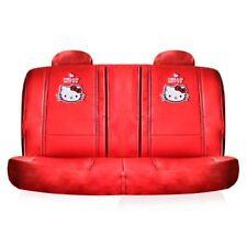Hello Kitty Premium Limitierte Auflage PVC Heck Auto Sitz Bezug Rot