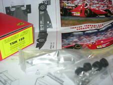 Tameo Kits 1:43 KIT TMK 189 Ferrari 412T1B Allemand GP 1994 Berger/Alesi NOUVEAU