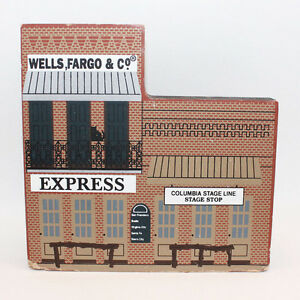 THE CAT'S MEOW 1999 Columbia Wells Fargo
